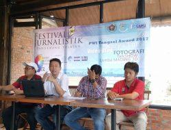 Hadirkan Beragam Kegiatan, Festival Jurnalistik Tangsel 2017, di Launchingkan
