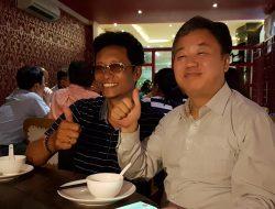 Kunjungi Pulau Dewata, 11 Wartawan Korea Disambut Baik Ketua PWI dan SMSI