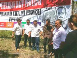 Hebat! APKLI Buat Perumahan Kaki Lima Indonesia Hadir Di Republik Untuk Rakyat
