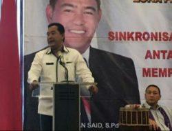 Menuju Kemajuan Dalam Pilkada, Direktur Poldagri : RUU Pemilu Harus Segera Di Sahkan dan Di Undangkan