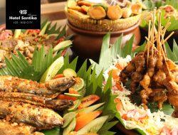 Hotel SantikaPremiere ICE-BSD City, Sajikan Varian Kuliner Khas Banten, di Hari Kemerdekaan