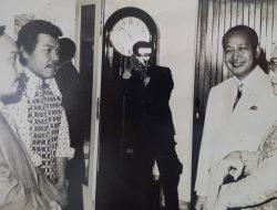 Ketika Ditawari Jadi Menteri Soeharto, Apa Komentar Bang Ben ?
