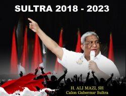 Cagub Sultra Ali Mazi : Pemimpin Adalah Mendefinisikan Kenyataan Untuk Kesejahteraan Rakyat