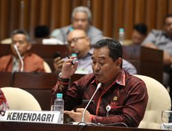 'Pemilu Instrumen untuk Membangun Peradaban Bangsa' Oleh Direktur Poldagri Kemendagri