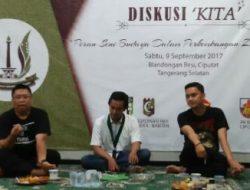 Gelar Diskusi, Badko Jabotabeka Banten Berharap, Budaya Betawi Tak Terkikis
