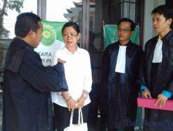 Kuasa Hukum: Notaris Umiati Dikriminalisasi Biar dijeruji Besi