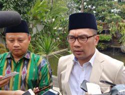 Maju Pilgub Jabar, Uu Siap Duet Dengan Ridwan Kamil