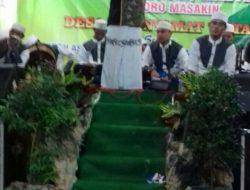 Memperingati Tahun Baru Islam 1439H persatuan Warteg Kalinyamat Wetan gelar Gema Muharram dan Santunan Anak Yatim