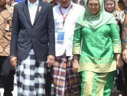 Presiden Jokowi dan Wahid Foundation Sepakat, Indonesia Harus Rukun
