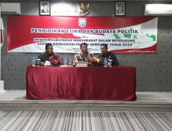 Direktur Poldagri: Pemilih Pemula Harus Mengabdikan Diri Untuk Membangun Bangsa