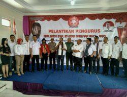 Di Pelantikan DPD APKLI Kab. Klaten, Ketua Umum: Saham Bank Kaki Lima Indonesia Akan Segera Hadir