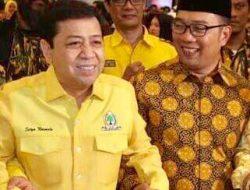 PK Golkar Jabar: Pernyataan Ridwan Kamil Ingin Masuk Golkar Hanya Retorika