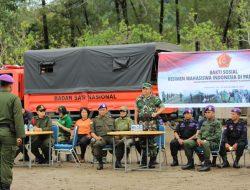 Pembukaan bhakti Sosial dan Napak Tilas Rute PDRI Ini Pesan Dandim 0312/Padang