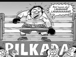Jika Cuma Calon Tunggal, Pilkada Sumsel 2018, Rugikan Rakyat !!!