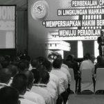 Jokowi: Para Calon Hakim untuk terus Menjaga Kepercayaan Masyarakat