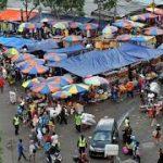 PTIK Mengatasi Semrawut di pasar Lawang