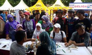 BMH Jawa Timur Adakan Pengobatan Gratis