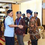 UU MD3 Disahkan, GMKI Minta TNI Tidak Main Kayu Saat Mahasiswa Aksi