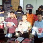 Kasus Pencurian, Diungkap Sat Reskrim Polres Tangerang Selatan