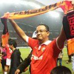 Anis Hadir Saat Macan Kemayoran MenggilasTampines Rovers diPiala AFC 2018
