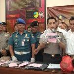 Terekam CCTV, Pembunuh Purnawirawan TNI AL Diamankan Polisi