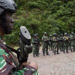 Papua Sudah Kondusif, Kelompok Kriminal Bersenjata Dipukul Mundur Oleh Personel TNI AD.