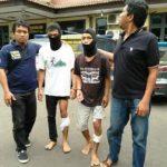 Begal Ditembak Di Tangerang.