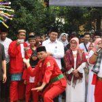Dinas PariwisataTangsel Menggelar Festival Religi Bertajuk 'Jawara Lengkong Bershalawat' .