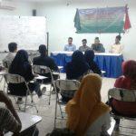 Latihan Kader I HMI Unindra Dibuka Formateur Terpilih HMI Cabang Jaksel