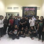 Gandeng Komunitas Musik Metal,Relawan Indonesia Jokowi Gelar Buka Puasa Bersama