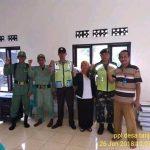 Bhabinkamtibmas Desa Tanjung Jaya Siapkan Pengamanan Jelang Pilkada