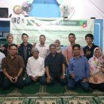 Gelar Bukber Bersama Komunitas Pemulung, MN KAHMI Berikan Bantuan Dana