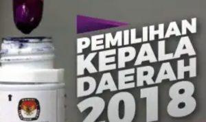 Rekapitulasi Hasil Quick Count Pilkada di Pulau Jawa Masuk 100 Persen