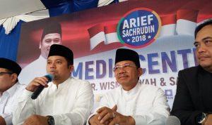 JKK Kota Tangerang Akui, Kemenangan Arief-Sachrudindi Pilkada 2018