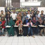 Pererat Silaturahmi, Menwa Satuan STMIK Bani Saleh Gelar Halal Bihalal Lintas Generasi