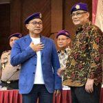 Zulkifli Hasan Ketua Umum DPN IARMI Hadiri HBH dan FGD DPP IARMI DKI