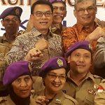 Hadir di Acara Seri Diskusi, DPP IARMI DKI Jakarta Apresiasi Moeldoko Soal Legalitas Menwa
