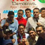 KOPI Demokrasi Gelar Silaturahmi Bersama Sandiaga Uno