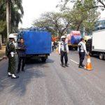 Dishub Prov Banten dan Tangsel Gelar Razia Pajak KB