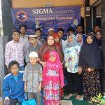 Komunitas Pemuda Gabungan Putra Daerah gelar Santunan Anak Yatim dalam Rangka Menyambut Hari Sumpah Pemuda