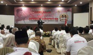Advokat dan Relawan Prabowo-Sandi Resmi Deklarasi
