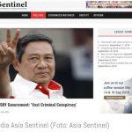 Soal Berita Asia Sentinel, SBY Siap Ditangkap Bila Terima Uang Korupsi Bank Century