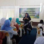 Kembali Dra. Siti Masrifah dan Kemenkes RI Sosialisasikan Gerakan Peduli Hepatitis Pada Masyarakat Tangerang