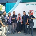 Roadshow Bus KPK Jelajah Negeri Bangun Antikorupsi, Kunjungi Indramayu