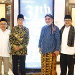Hadir di Acara Maulid Nabi YPP Alkamal Jakarta, Ini Pesan Akbar Tanjung
