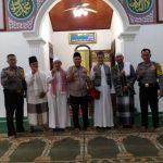 Kapolsek Pamulang Melaksanakan giat Jumat Keliling, di Masjid An Nur Pondok Cabe Udik