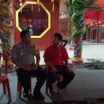 Polsek Cisauk Melaksanakan Pengamanan Pada Tiga Vihara di daerah Cisauk