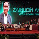 Rakornas I Dukcapil 2019, Ketua Komisi II DPR RI Paparkan Sinerginya UU Pemilu dan UU Dukcapil
