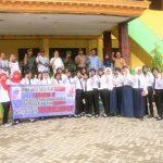 Sosialisasikan Bahaya Narkoba, BNK Tangerang Gelar Penyuluhan Narkoba di SMPN 2 Kosambi