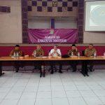 BNK Tangerang Gelar Rapat Koordinasi dengan Kepsek SMP se Kabupaten Tangerang